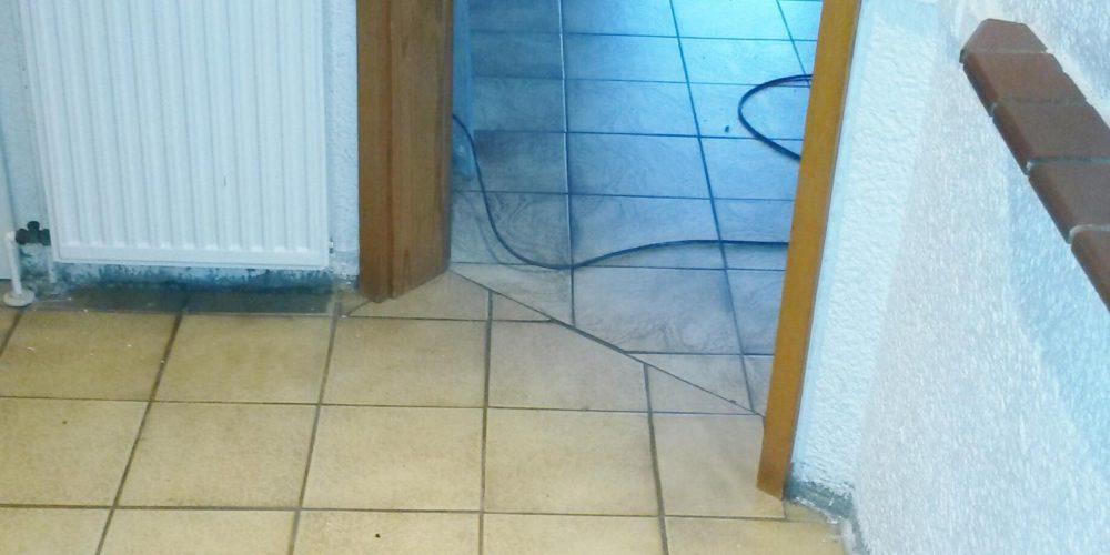Altbau Sanierung mit Fußbodenheizung – Kolat Fliesen